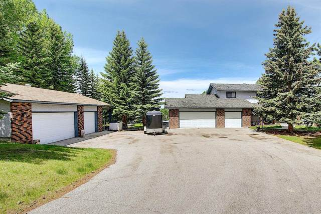 31 Idlewild Estates, Rural Rocky View County, AB T3Z 1J1 (#A1119106) :: Calgary Homefinders