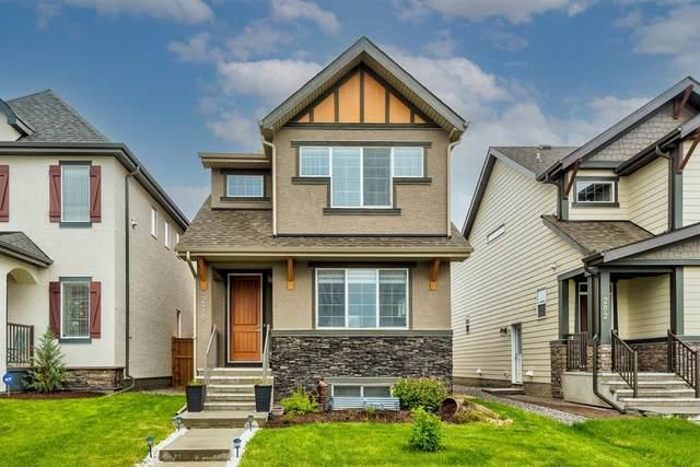 278 Marquis Court SE, Calgary, AB T3M 1Y1 (#A1119107) :: Calgary Homefinders