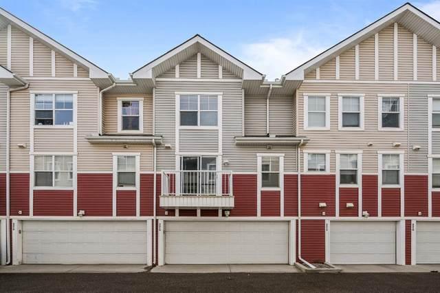 3214 New Brighton Gardens SE, Calgary, AB T2Z 0Y1 (#A1119112) :: Calgary Homefinders