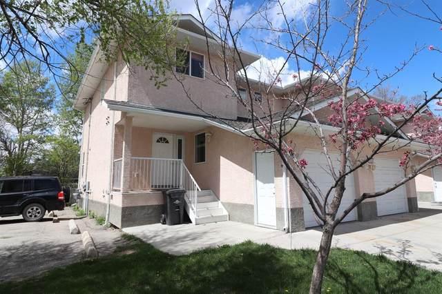 211 2 Street SE, High River, AB T1V 1G9 (#A1119118) :: Calgary Homefinders