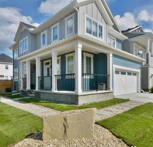 10 Carrington Close NW, Calgary, AB  (#A1119126) :: Calgary Homefinders