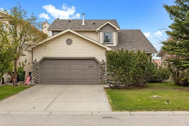 160 Hawkdale Close NW, Calgary, AB T3G 2Z9 (#A1119134) :: Greater Calgary Real Estate