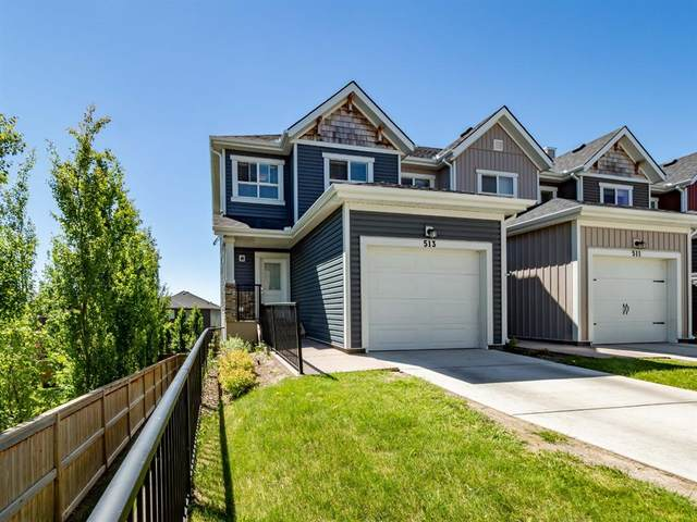 355 Nolancrest Heights NW #513, Calgary, AB T3R 0Z9 (#A1119147) :: Western Elite Real Estate Group