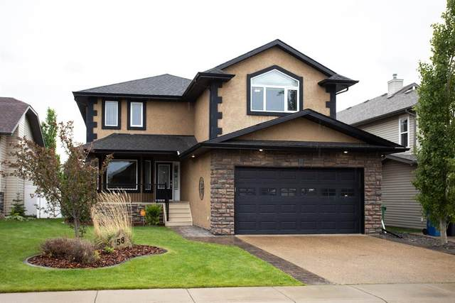 58 Oaklands Crescent, Red Deer, AB T4P 0C4 (#A1119158) :: Calgary Homefinders