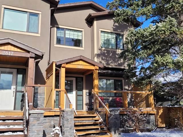 2815 25 Street SW, Calgary, AB T3E 1Y1 (#A1119182) :: Calgary Homefinders