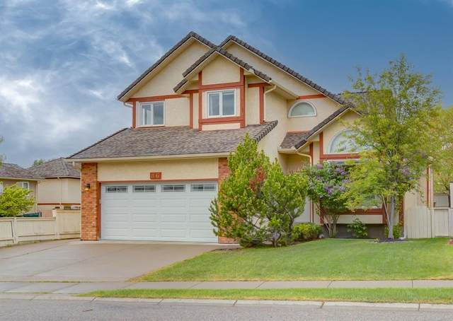 86 Wood Valley Drive SW, Calgary, AB T2W 5V6 (#A1119204) :: Calgary Homefinders