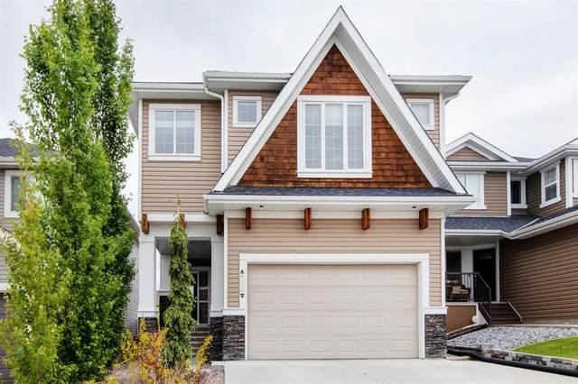 167 Sunset Park, Cochrane, AB T4C 0N5 (#A1119232) :: Calgary Homefinders