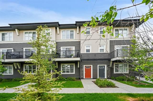 30 Cornerstone Manor NE #306, Calgary, AB T3N 1E6 (#A1119251) :: Calgary Homefinders