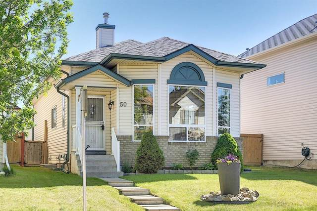 50 Coville Circle NE, Calgary, AB T3K 5L6 (#A1119275) :: Calgary Homefinders