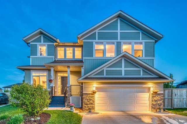 218 Boulder Creek Court, Langdon, AB T0J 1X0 (#A1119292) :: Western Elite Real Estate Group