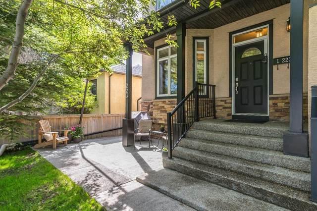 223 17 Avenue NE #1, Calgary, AB T2E 1L9 (#A1119296) :: Calgary Homefinders