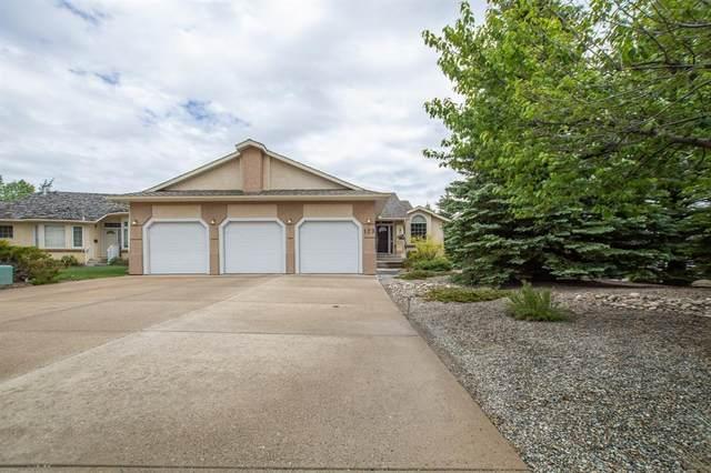 123 Canyon Terrace W, Lethbridge, AB T1K 6W7 (#A1119309) :: Calgary Homefinders