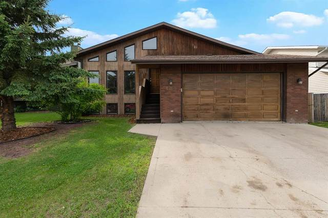 185 Blanchett Road, Fort Mcmurray, AB T9K 2H3 (#A1119313) :: Calgary Homefinders