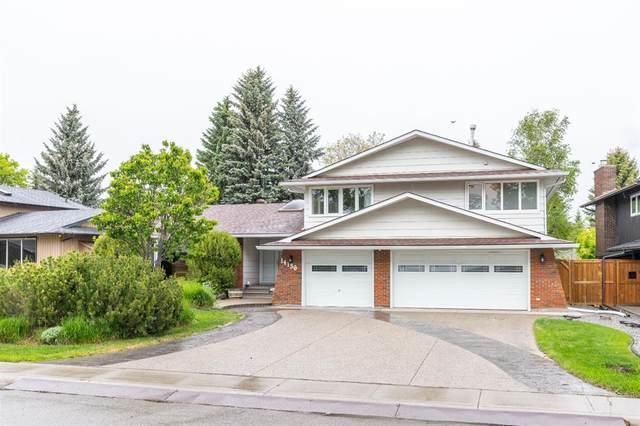 14136 Park Estates Drive SE, Calgary, AB T2J 3W3 (#A1119323) :: Calgary Homefinders