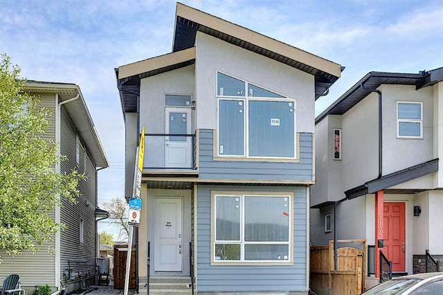 7136 34 Avenue NW, Calgary, AB T3B 1N3 (#A1119333) :: Calgary Homefinders