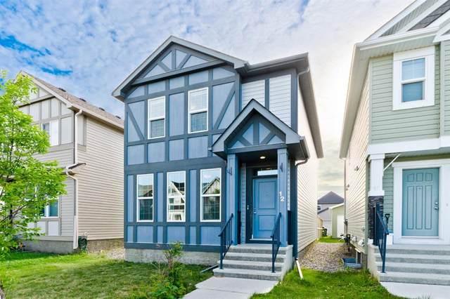 12 New Brighton Grove SE, Calgary, AB T2Z 0W3 (#A1119335) :: Calgary Homefinders