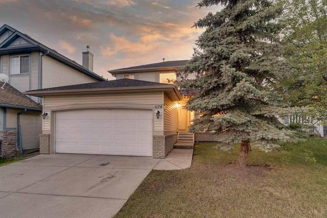 674 Cougar Ridge Drive SW, Calgary, AB T3H 4W9 (#A1119336) :: Calgary Homefinders