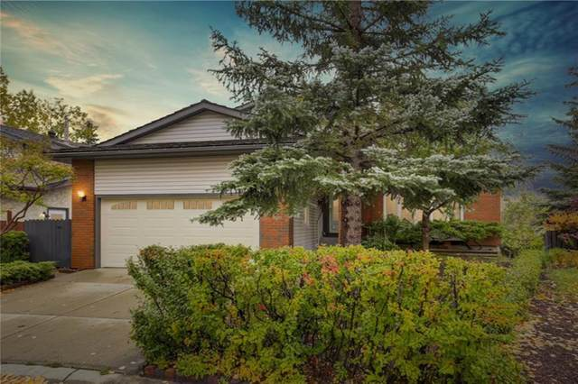 23 Hawkslow Place NW, Calgary, AB T3G 3B2 (#A1119342) :: Greater Calgary Real Estate