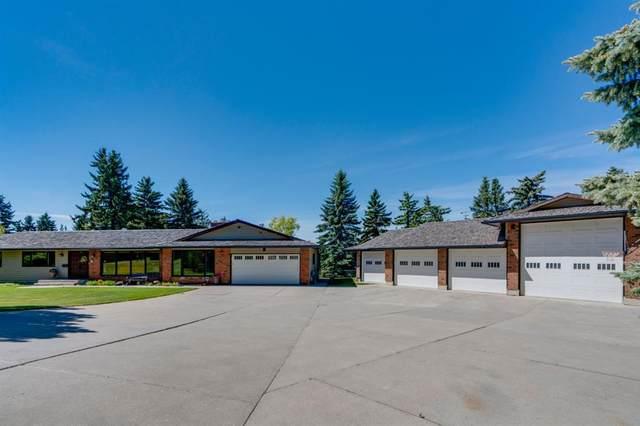 6107 Baroc Road NW, Calgary, AB T3A 4R6 (#A1119344) :: Calgary Homefinders