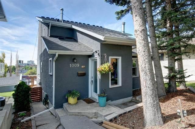 1009 Drury Avenue NE, Calgary, AB T2E 0M3 (#A1119355) :: Greater Calgary Real Estate