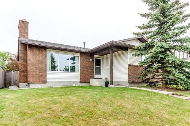 23 Woodbrook Road SW, Calgary, AB T2W 4M5 (#A1119363) :: Calgary Homefinders