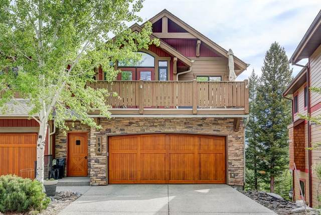 194 Hubman Landing, Canmore, AB T1W 3L3 (#A1119415) :: Calgary Homefinders