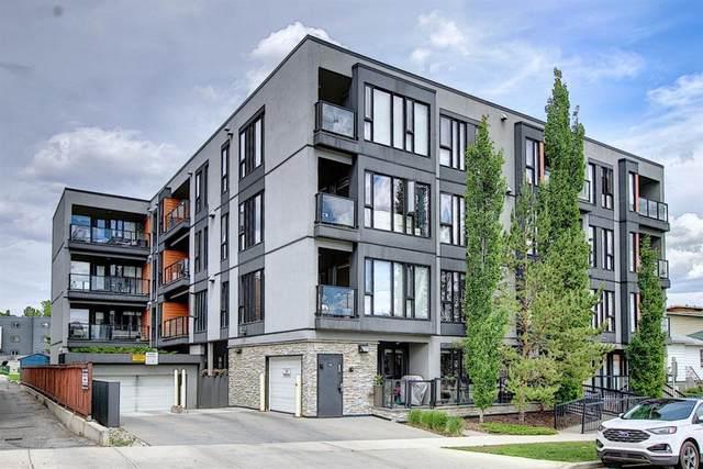 414 Meredith Road NE #304, Calgary, AB T2E 5A6 (#A1119417) :: Calgary Homefinders