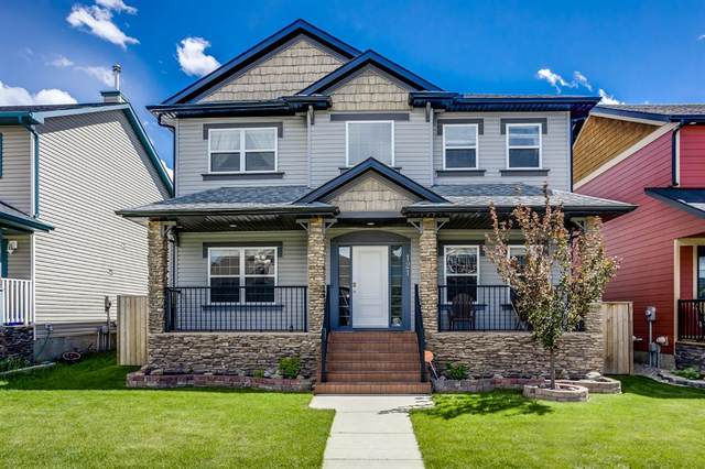 121 Channelside Common SW, Airdrie, AB T4B 3J3 (#A1119447) :: Calgary Homefinders