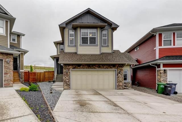 24 Heritage Terrace, Cochrane, AB T4C 0Y3 (#A1119450) :: Calgary Homefinders