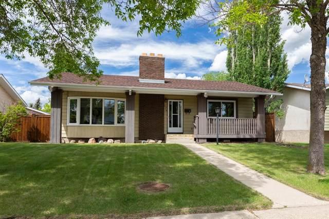 6314 Erickson Drive, Camrose, AB T4V 3J4 (#A1119453) :: Calgary Homefinders