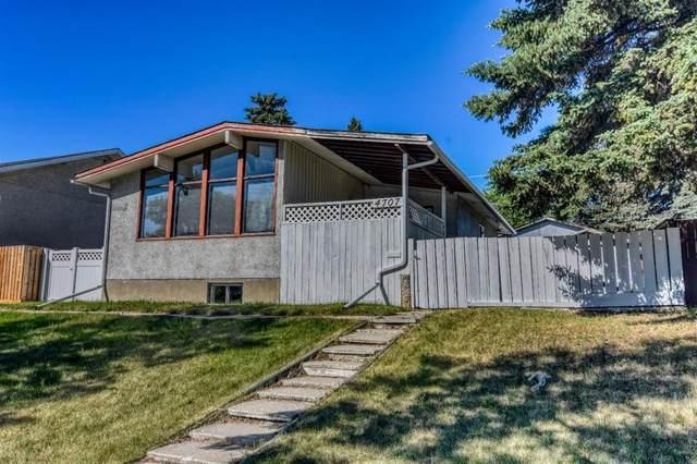 4707 Edmonton Trail NE, Calgary, AB T2E 3V7 (#A1119458) :: Greater Calgary Real Estate