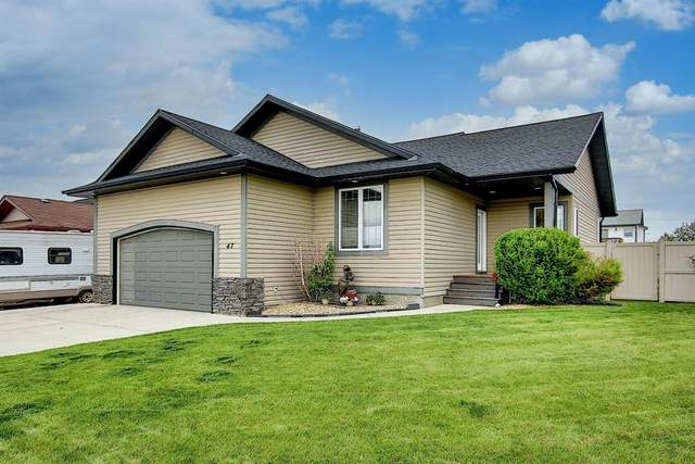 47 Parkview Close, Blackfalds, AB T4M 0G1 (#A1119461) :: Calgary Homefinders