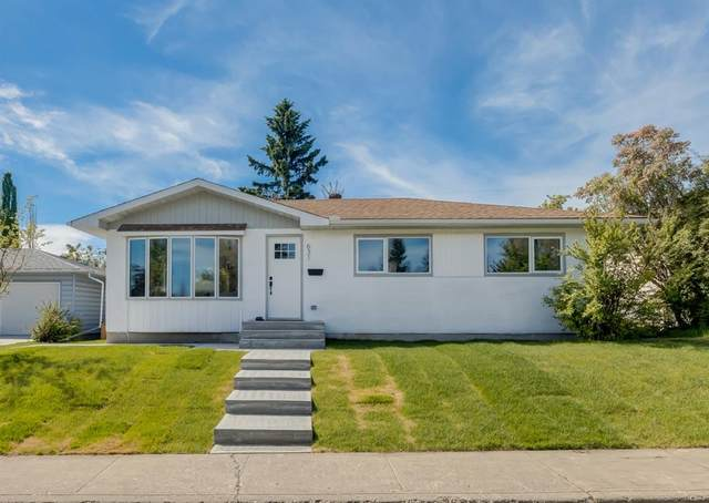 631 75 Avenue SW, Calgary, AB T2V 0S4 (#A1119477) :: Calgary Homefinders