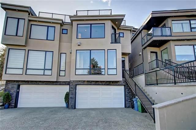 2003 28 Avenue SW, Calgary, AB T2T 1K4 (#A1119479) :: Calgary Homefinders
