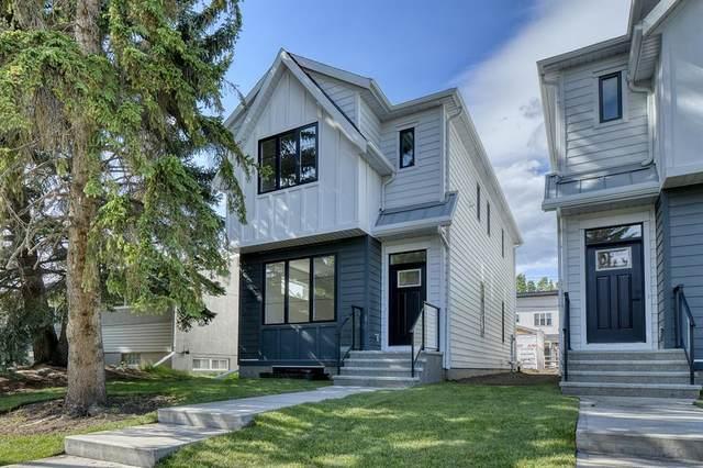 2422 53 Avenue SW, Calgary, AB T3A 2G8 (#A1119485) :: Calgary Homefinders