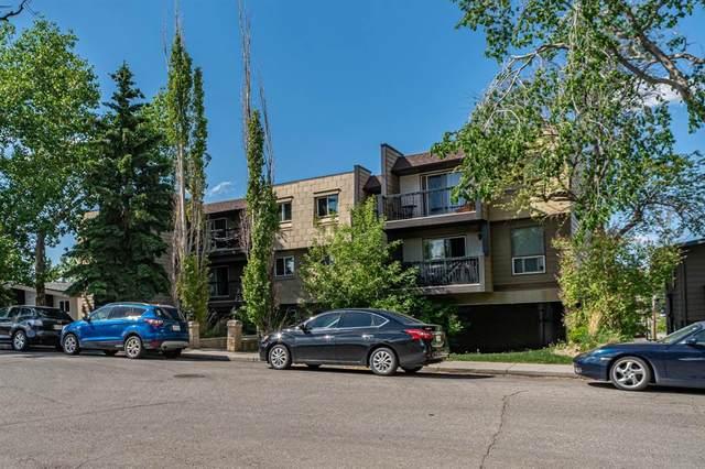 60 38A Avenue SW #205, Calgary, AB T2S 2Z9 (#A1119493) :: Calgary Homefinders