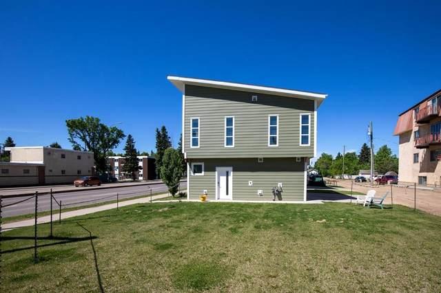 4600 48 Avenue, Camrose, AB T4V 0H4 (#A1119505) :: Calgary Homefinders