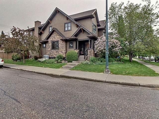 55 22 Street NW, Calgary, AB T2N 4W7 (#A1119513) :: Calgary Homefinders