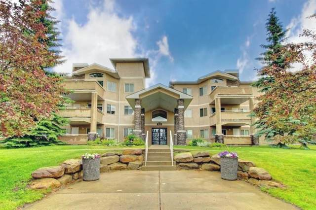 20 Country Hills View NW #208, Calgary, AB T3K 5A3 (#A1119540) :: Calgary Homefinders