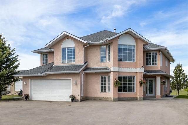3 Paradise Acres, Chestermere, AB T1X 0M9 (#A1119544) :: Greater Calgary Real Estate
