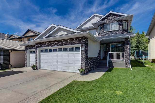 385 Arbour Lake Drive NW, Calgary, AB T3G 5G2 (#A1119560) :: Calgary Homefinders