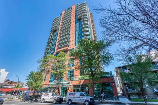 836 15 Avenue SW #1204, Calgary, AB T2R 1S2 (#A1119573) :: Calgary Homefinders