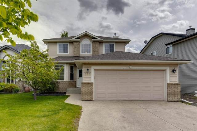 777 Coopers Drive SW, Airdrie, AB T4B 2R9 (#A1119574) :: Calgary Homefinders