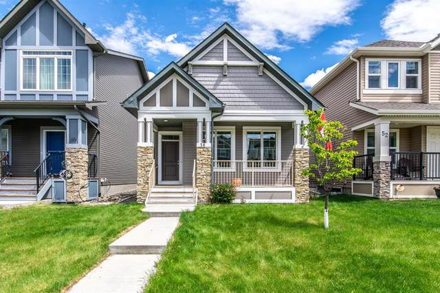 56 Legacy Crescent SE, Calgary, AB T2X 0W5 (#A1119576) :: Greater Calgary Real Estate