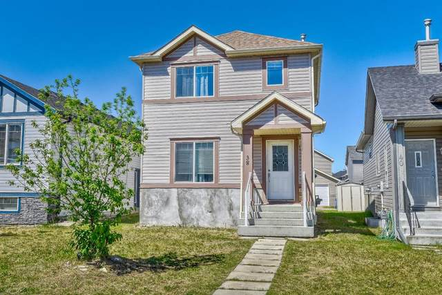 38 Saddlebrook Gardens NE, Calgary, AB T3J 5M5 (#A1119577) :: Calgary Homefinders