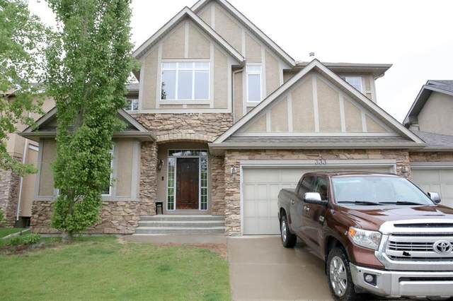 333 Discovery Ridge Boulevard SW, Calgary, AB T3H 5T6 (#A1119578) :: Calgary Homefinders