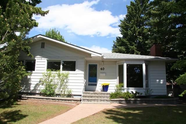 40 Roseview Drive NW, Calgary, AB T2K 1N7 (#A1119580) :: Calgary Homefinders