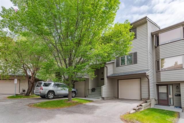 166 Glamis Terrace SW, Calgary, AB T3E 6V3 (#A1119592) :: Calgary Homefinders