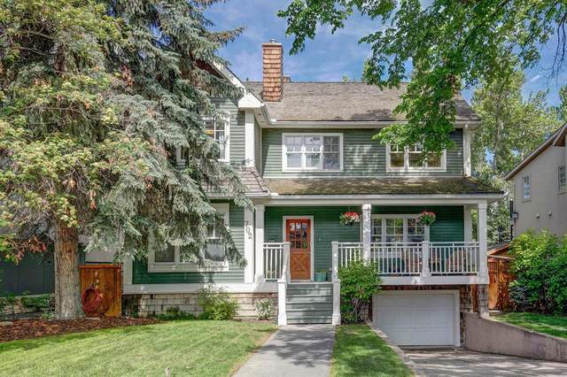 702 Rideau Road SW, Calgary, AB T2S 0R6 (#A1119600) :: Western Elite Real Estate Group