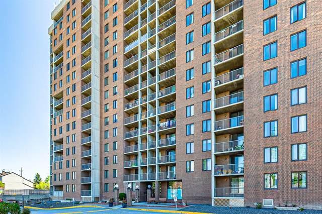 4944 Dalton Drive NW #1203, Calgary, AB T3A 2E6 (#A1119602) :: Calgary Homefinders